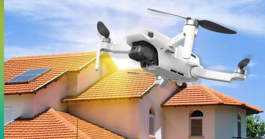 drone roof measurement app