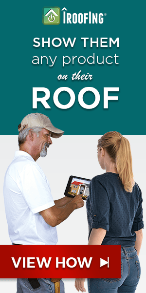 Roof Visualizer ad
