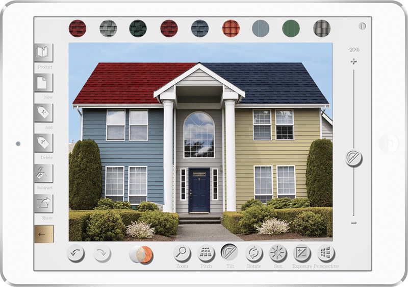 Wow Your Customers The Best Roof Visualizer Tool In The