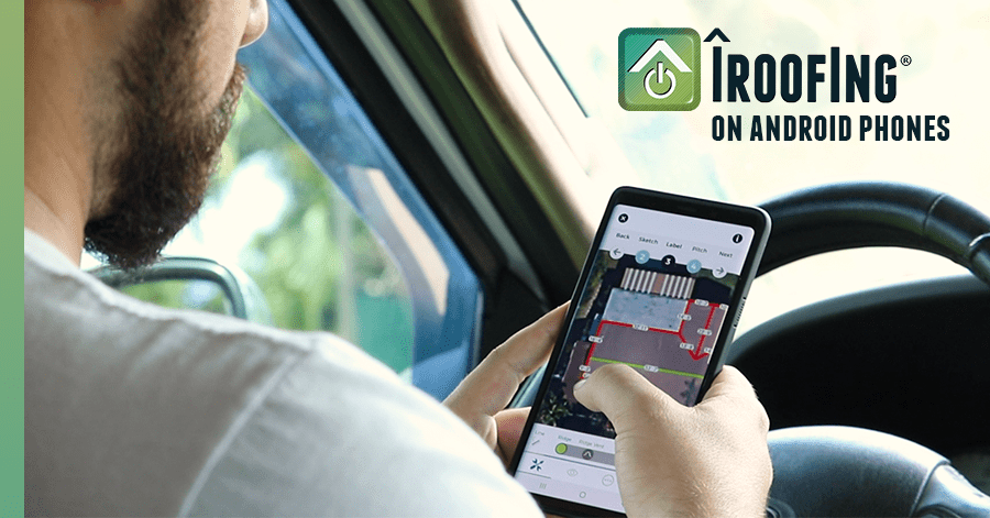 roofing app for phone