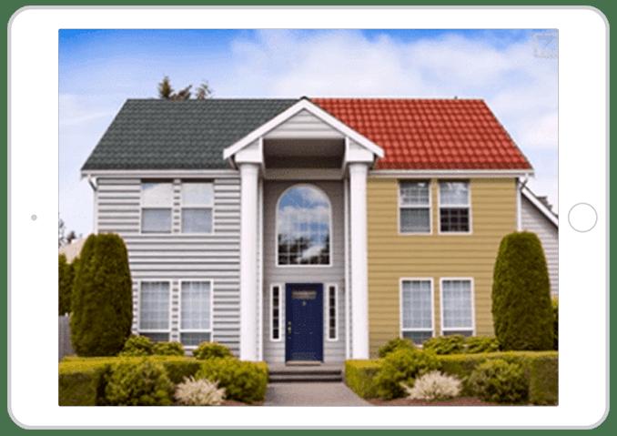 roofing simulator app