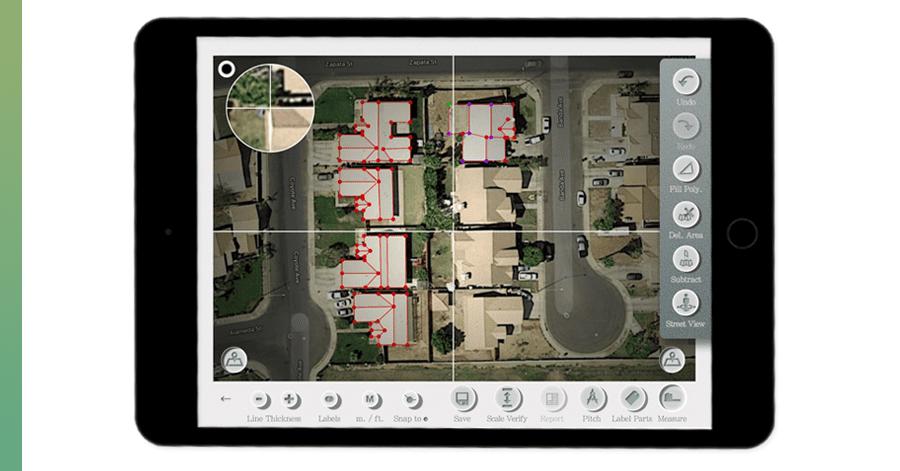 roof measuring app