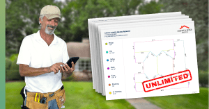 roof report measure