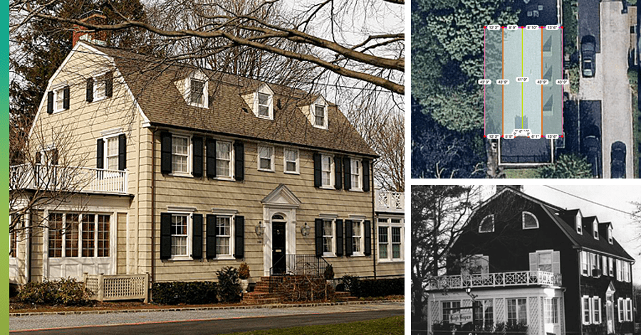 Amityville Horror house in New York