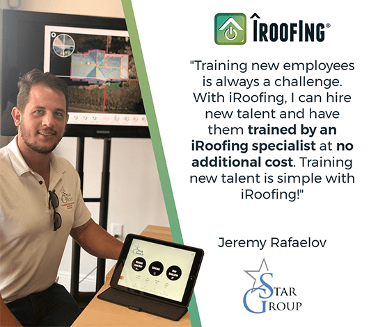 roofing contractor training