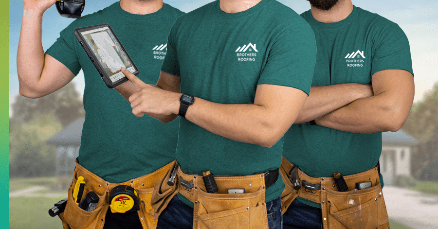 dress for roofing success