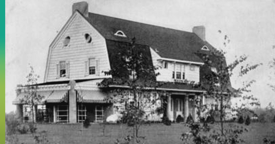 Dutch style home