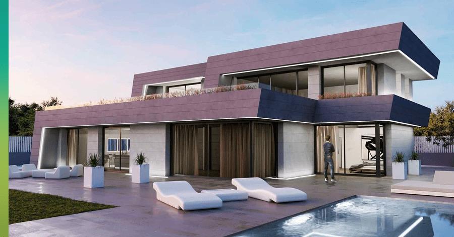 flat roof mansford