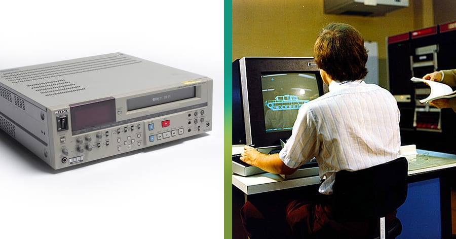 CAD and VHS