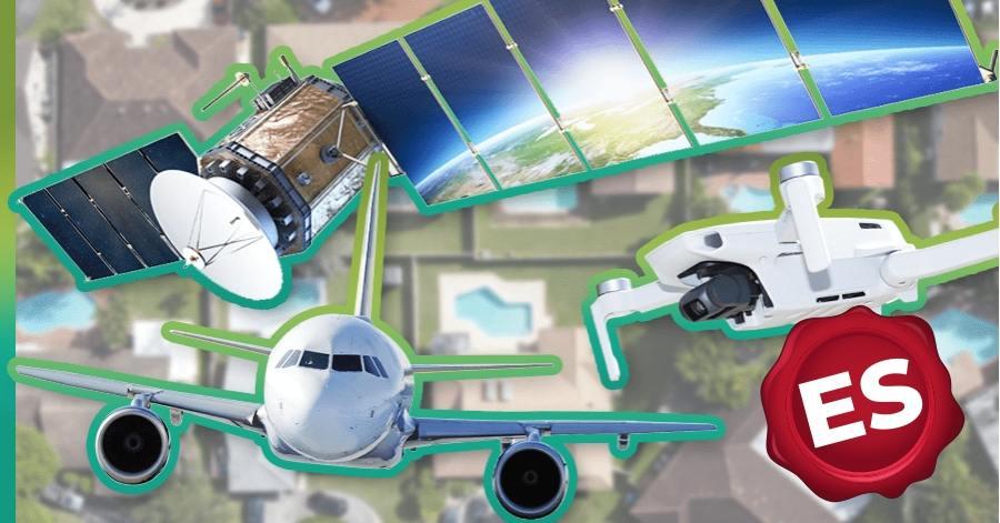 la tecnologia los cielos
