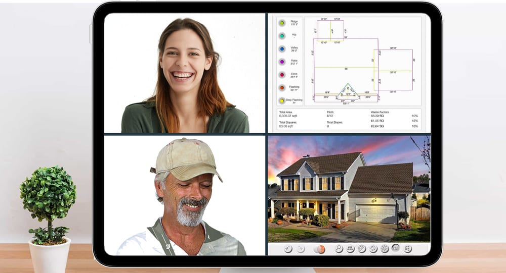 roofing app software