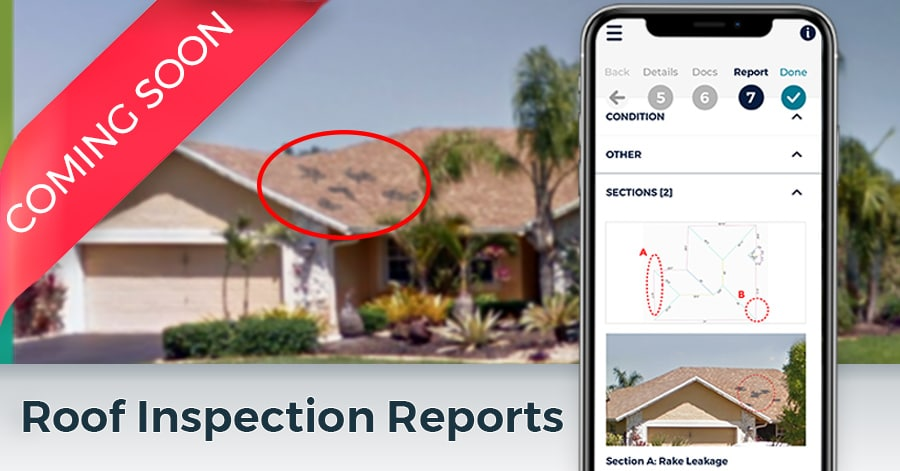 roof inspection software