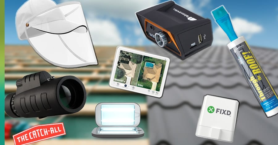 Gadgets for roofers