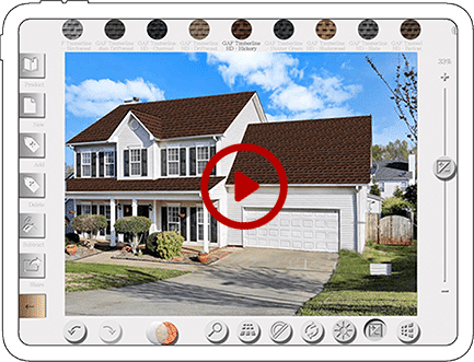 visualizer roofs app