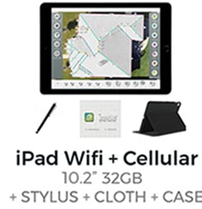 Roofing software for iPad