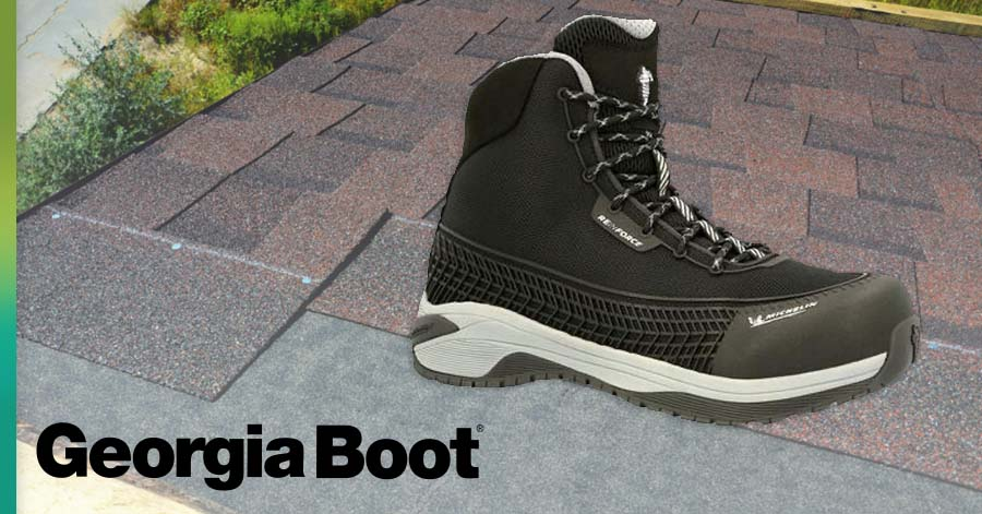 Georgia Boot Company Roofing shoes