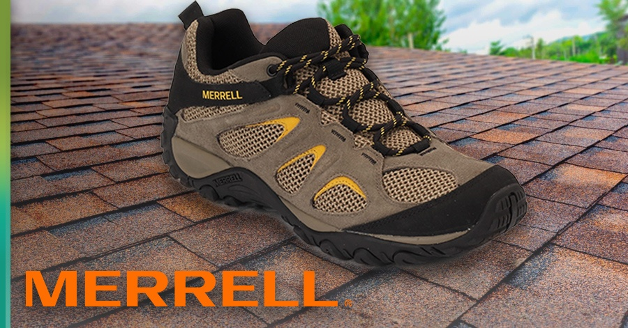 merrell work shoes