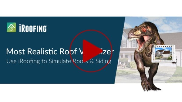 roof color visualizer demo video