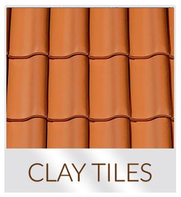 luxury clay roof tiles