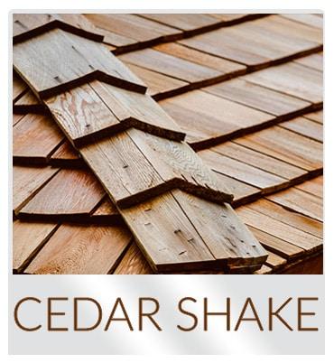 cedar shake luxury roofing