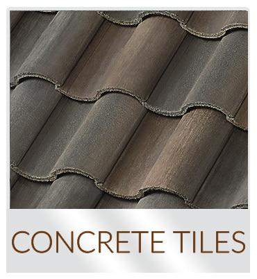 luxury concrete roof tiles