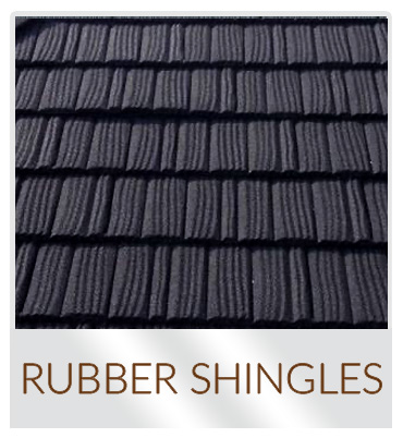 rubber luxury roof shingles