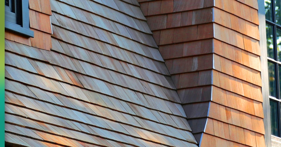 presidential shake roofing