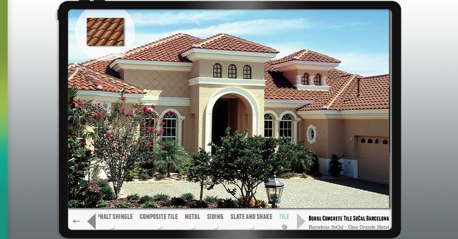 luxury roofing