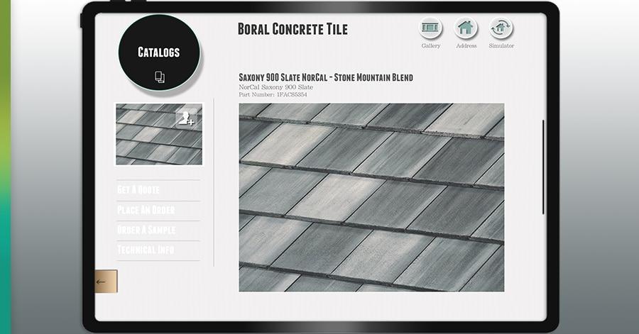 boral concrete tiles