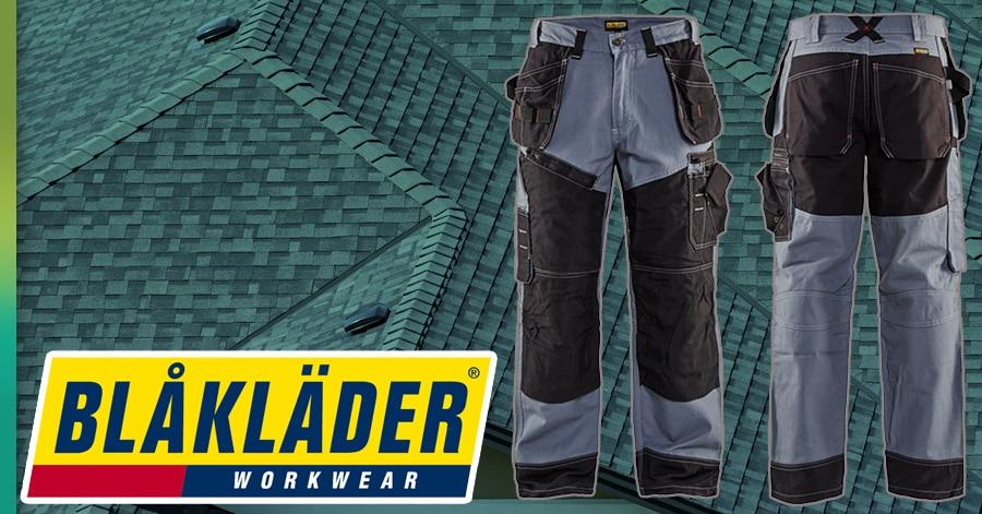 blaklader work pants