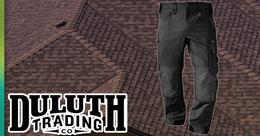 duluth best roofing pants