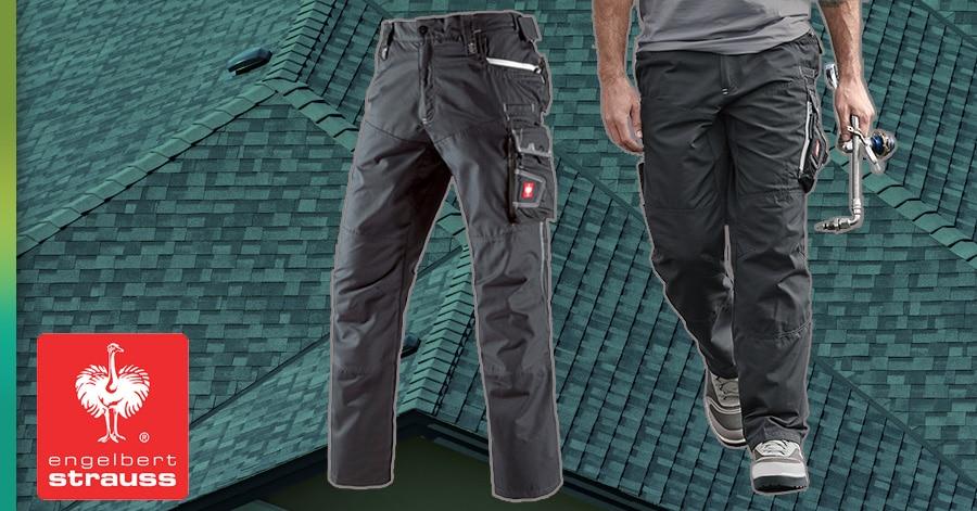 engelbert strauss cargo roofing pants