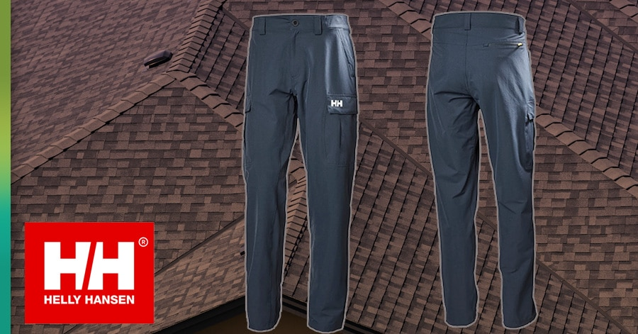 helly hansen work pants for roofing