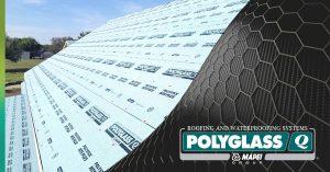 polyglass underlayment
