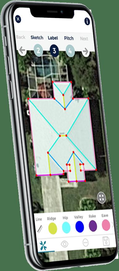 iroofing iphone app