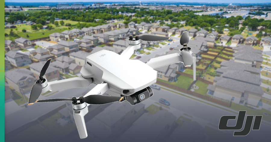 new dji mini drone