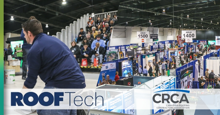 Canada RoofTech trade show