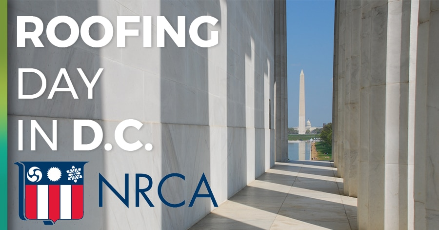 NRCA Roofing Day in DC