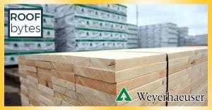 roof industry lumber supplier