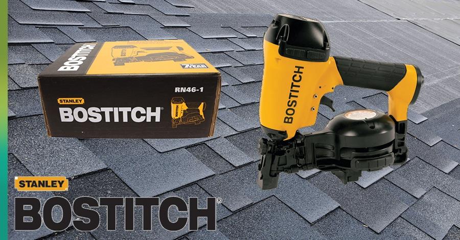 bostitch roofing nail gun