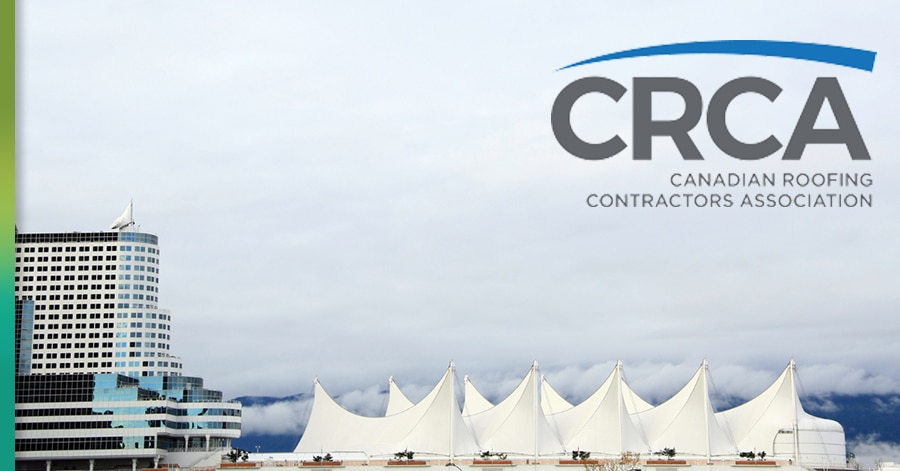 canada roofing associations event