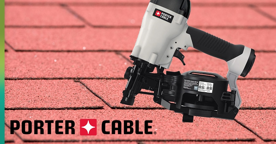 porter cable roofing nail gun