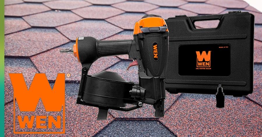 wen roofing nail gun