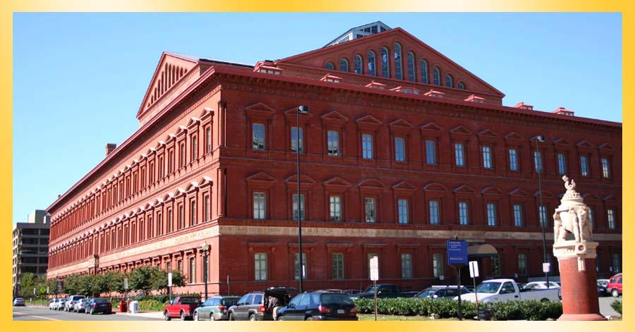 famous building museums washington dc